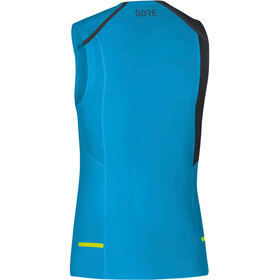 GORE WEAR R7 Sleeveless Shirt Men dynamic cyan/black